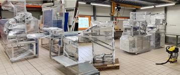 Ligne de production E Mobility / Industrie 4.0.